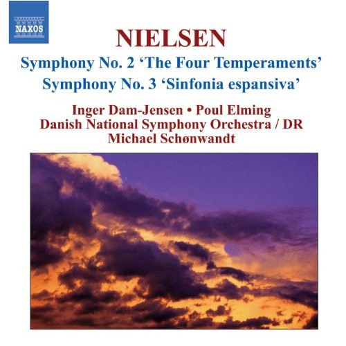 Nielsen, C.: Symphonies, Vol. 2 - Nos. 2, 3 (Schonwandt)