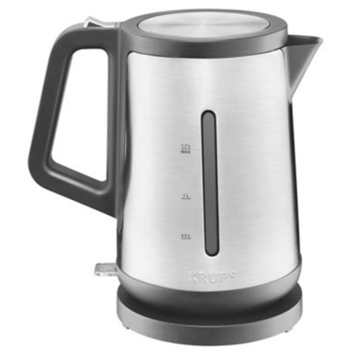 Krups Control Line 1.8-qt. Stainless Steel Electric Tea Kettle
