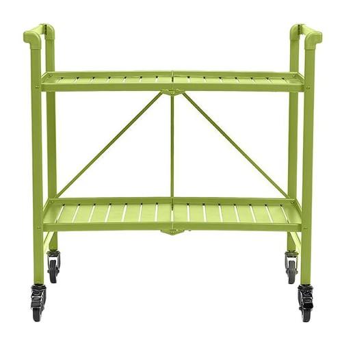 Outdoor Folding Serving Cart