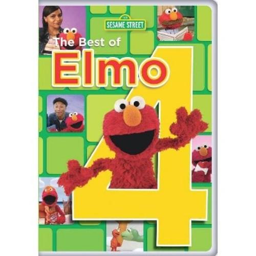 Sesame Street:Best Of Elmo 4 (DVD)
