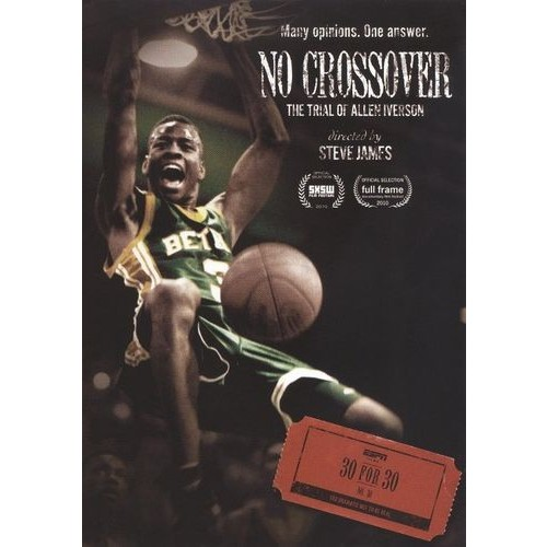 ESPN Films 30 for 30: No Crossover - The Trial of Allen Iverson [DVD] [2010]
