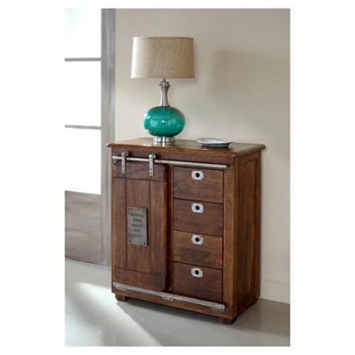 Storage Cabinet Wood - Treasure Trove