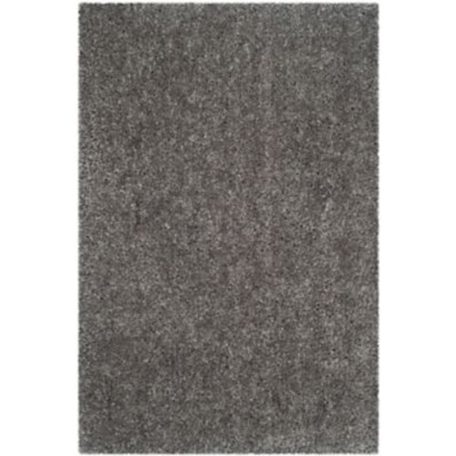 Safavieh Popcorn Shag Rectangle Area Rug, 3' x 5', Silver