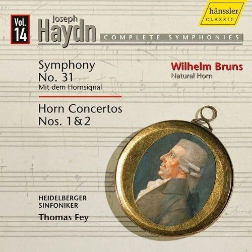 Haydn: Complete Symphonies, Vol. 14 - Symphony No. 31