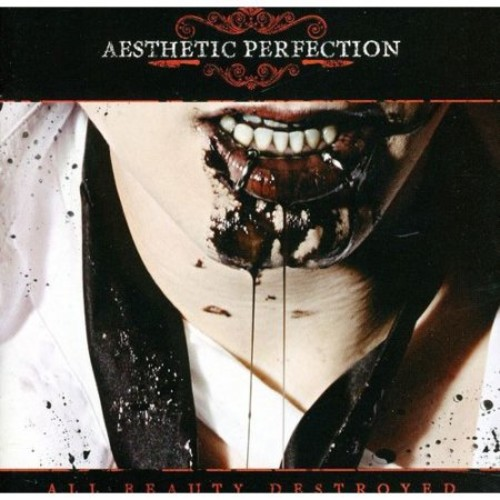 All Beauty Destroyed [CD]