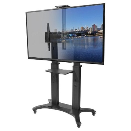 Kanto - MTMA Plus Mobile TV Cart For Most 55