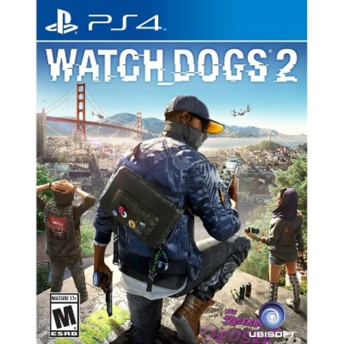 Watch Dogs 2 PRE-OWNED - PlayStation 4