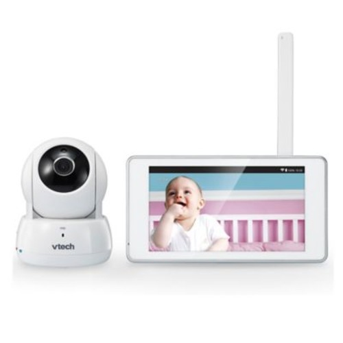 VTech VM991Wi-Fi Enabled Wireless HD Video Baby Monitor