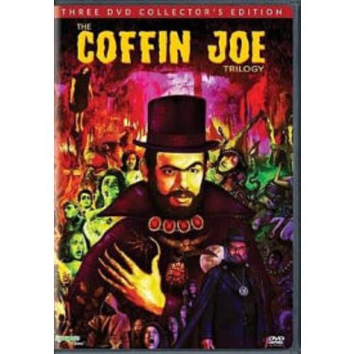 Coffin Joe Trilogy Collection (DVD)