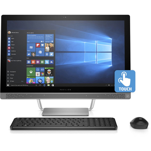 HP Pavilion All-in-One 24-b010 PC, 23.8