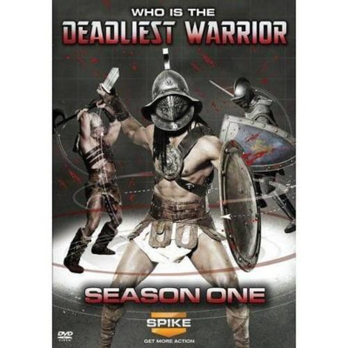 Deadliest warrior:Season one (DVD)