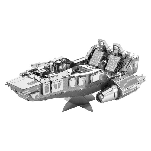 Fascinations Toys & Gifts Metal Earth 3D Laser Cut Model - Star Wars Episode 7 First Order Snowspeeder