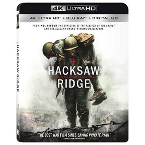 Hacksaw Ridge (4K/UHD + Blu-ray + Digital)