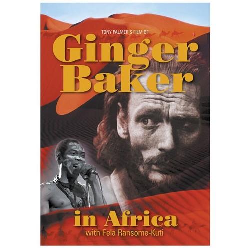 Tony Palmer's: Ginger Baker in Africa [DVD]