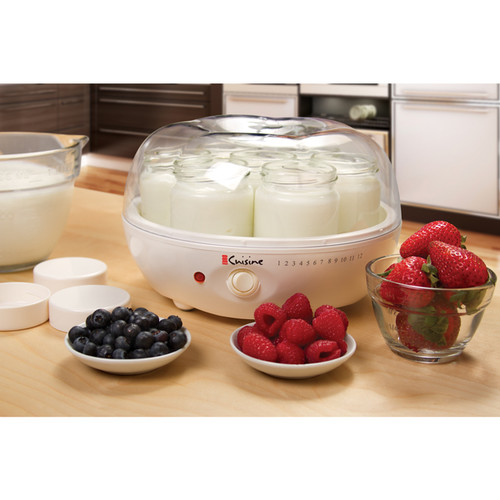Euro-Cuisine Yogurt Maker with Thermometer