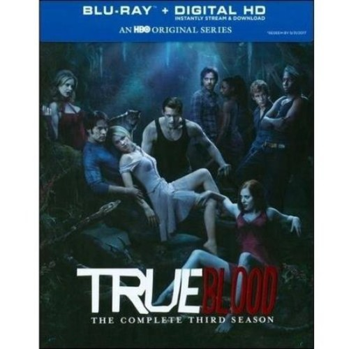 True Blood: The Complete Third Season (Blu-ray + Digital HD)