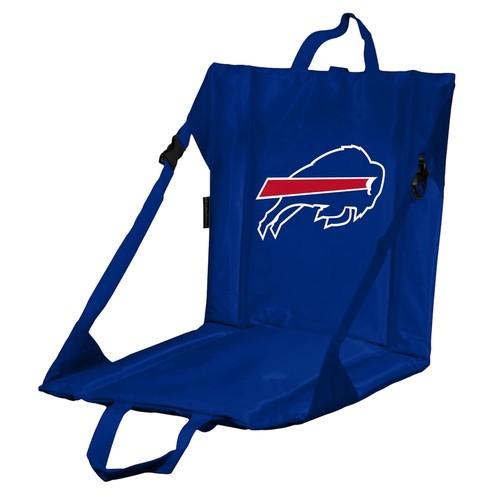 Logo Brands Buffalo Bills Folding Stadium Seat