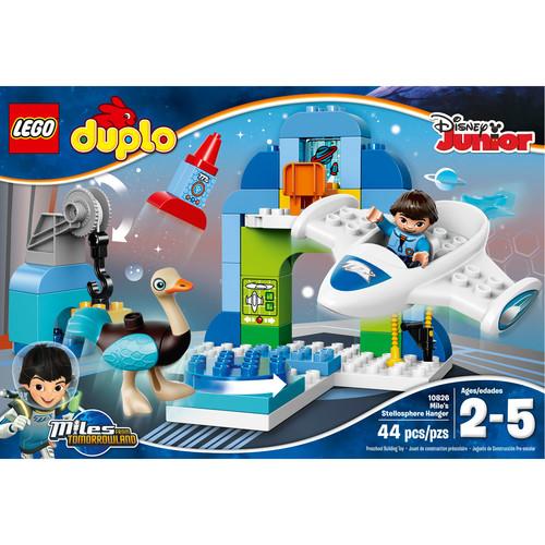 LEGO DUPLO Disney Jr. Miles from Tomorrowland Miles' Stellosphere Hangar #10826