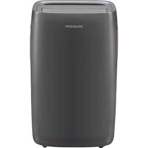 Frigidaire 14,000 BTU Portable Air Conditioner with 4,100 BTU Supplemental Heat Capability in Gray