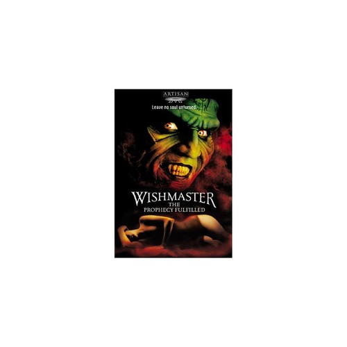 Wishmaster-Prophecy Fulfilled
