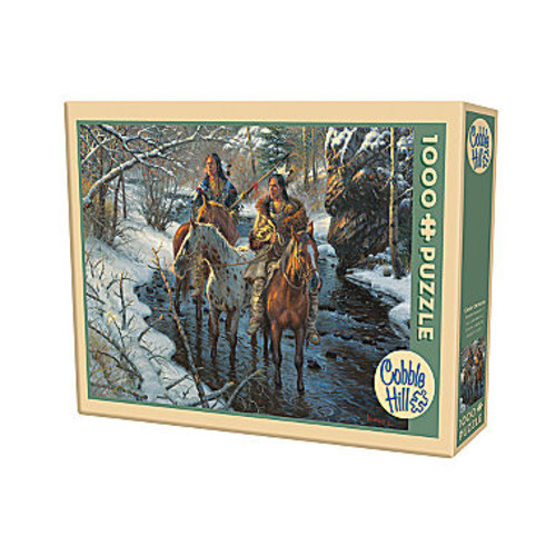 Cobble Hill Creek Crossing Puzzle - 1000 Pieces