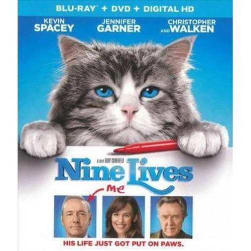 Nine Lives (Blu-ray)