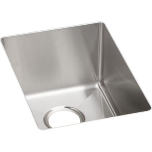 Elkay Crosstown Stainless Steel Single Bowl Undermount Bar Sink