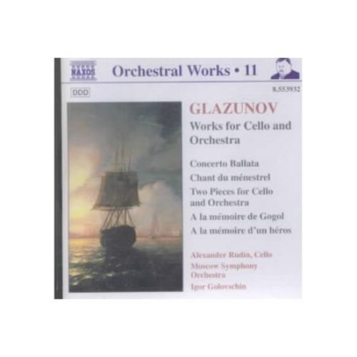 Orchestral Works-Vol. 11