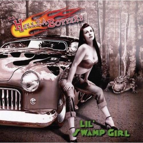 Lil' Swamp Girl [CD]