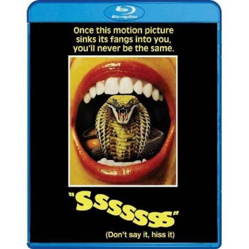 Sssssss [Blu-ray] [1973]