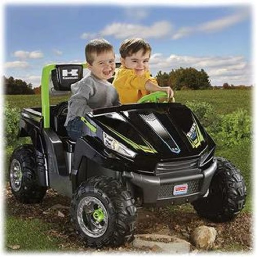 Fisher-Price Power Wheels Kawasaki Teryx Ride On | Y2484