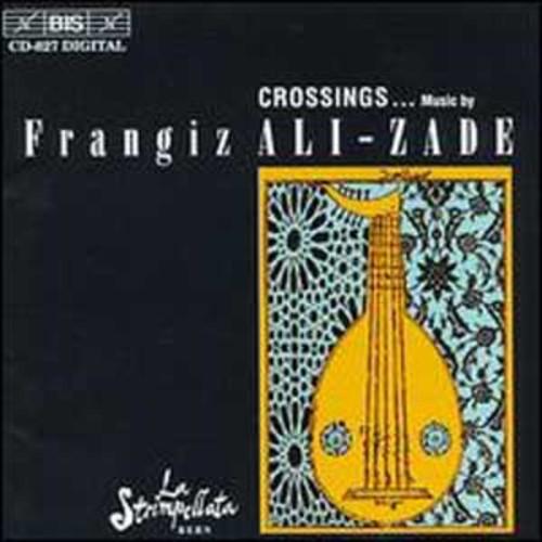 Crossings: Music by Frangiz Ali-Zade (Audio CD)