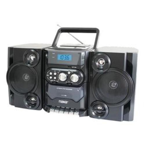 Naxa Portable CD-MP3 Player with USB Input