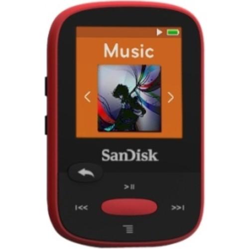 SanDisk SanDisk Clip Sport 4 GB Red