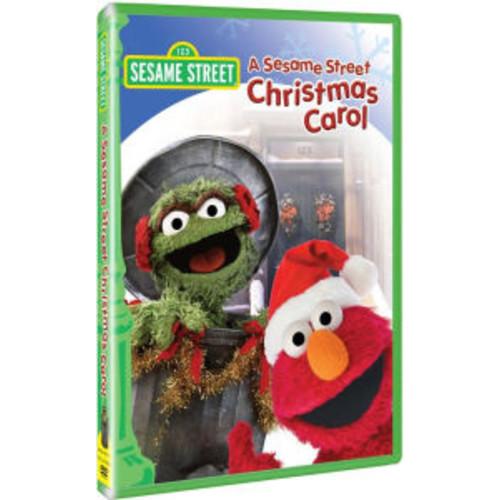 Sesame Street: A Sesame Street Christmas Carol