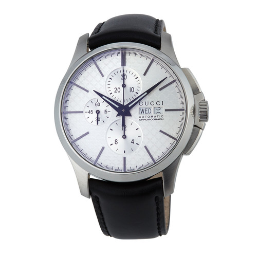 Gucci 44mm Chronograph G-Timeless Watch