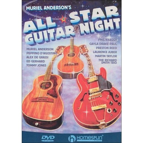Muriel Anderson's All Star Guitar Night 2000 [DVD] [2000]