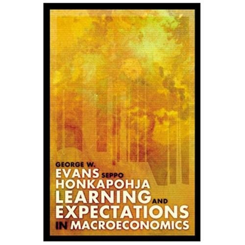 Learning and Expectations in Macroeconomics (Hardcover)