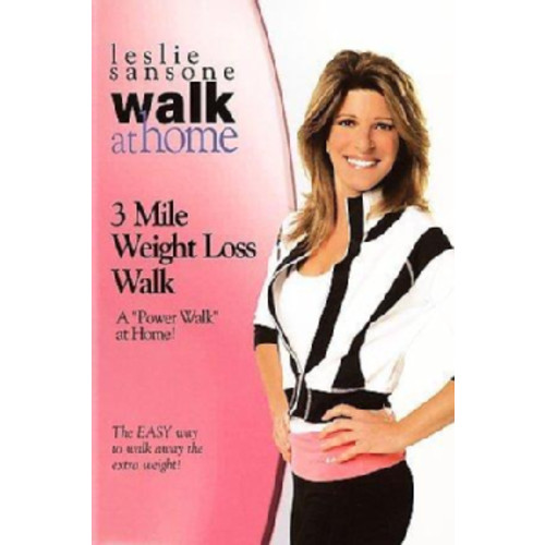 Leslie Sansone: The Burn To The Beat Walk (DVD)