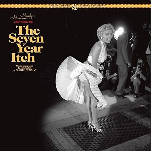 The Seven Year Itch & Other Original Soundtracks by Alfred Newman
