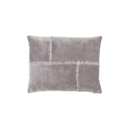 Dark Grey Mithra Pillow - 14x18