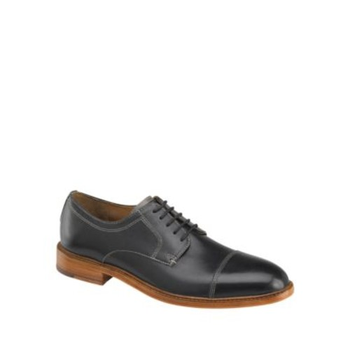 Campbell Leather Cap Toe Oxfords