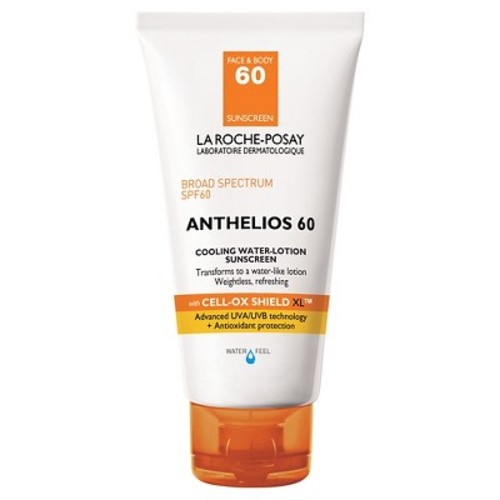 La Roche Posay Anthelios 60 Cooling Water Lotion Sunscreen 5.0 oz
