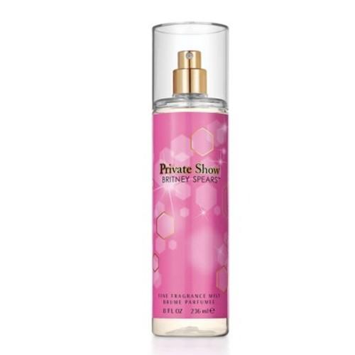 Private Show by Britney Spears Fine Fragrance Mist Women's Perfume - 8.0 floz