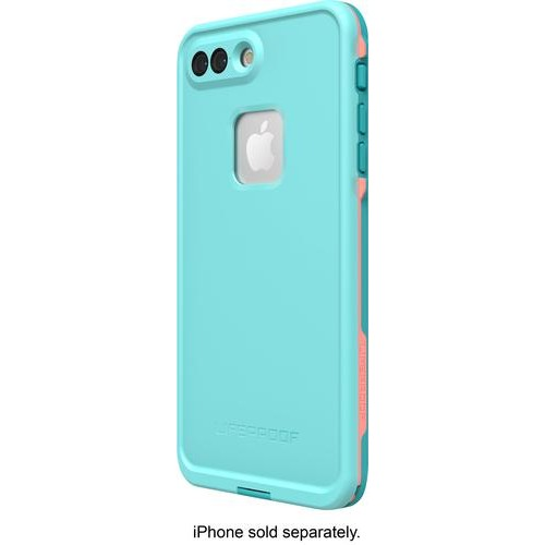 LifeProof - Fr Protective Water-resistant Case for Apple iPhone 7 Plus and 8 Plus - Wipeout