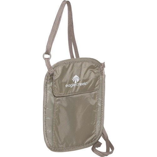 Eagle Creek Travel Gear Undercover Neck Wallet [Khaki]