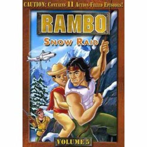 Rambo, Vol. 5: Snow Raid