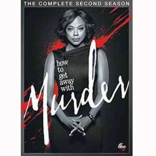 How To Get Away With Murder: The Complete Second Season [DVD]
