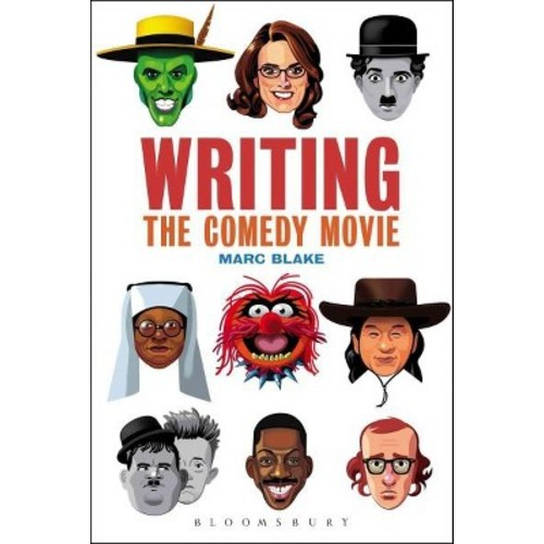 Writing the Comedy Movie (Paperback) (Marc Blake)