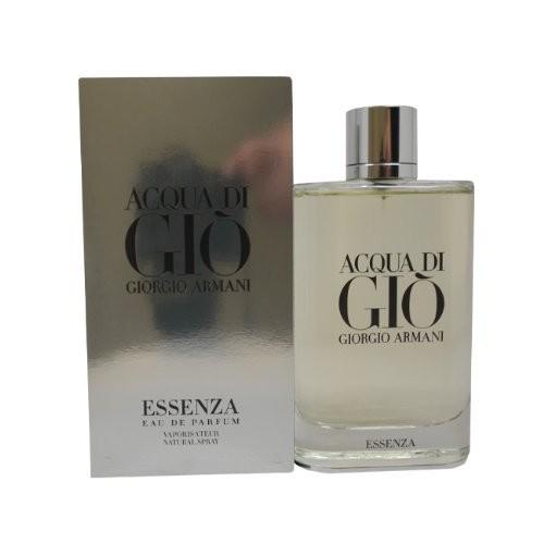 Giorgio Armani Acqua Di Gio Essenza Eau de Parfum Spray for Men, 6.08 Ounce